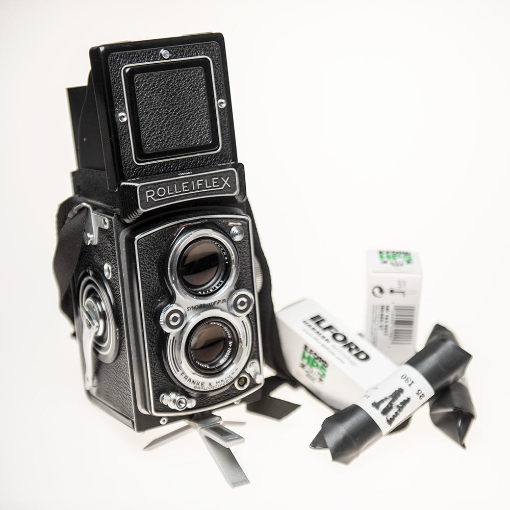 Rolleiflex Tessar f/3,5